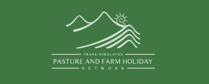 Pasture And Farm Holiday Logo