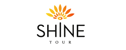 Shine Tour Logo