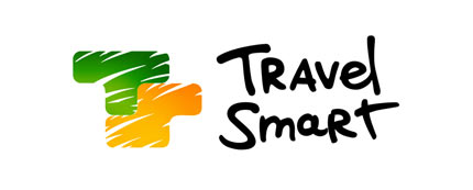 vacation smart travel logos 25 exciting tourism and travel agency logos logo design blog