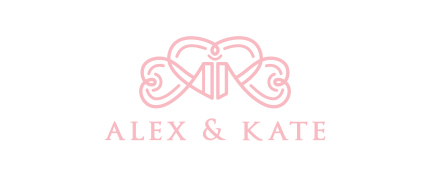Alex & Kate Logo