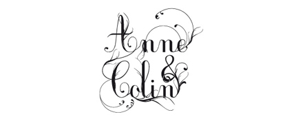 Anne & Colin Logo