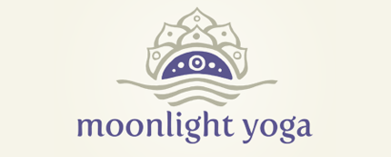 Moonlight Yoga Logo