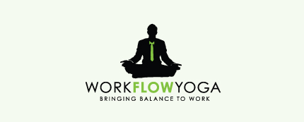 Work Flow Yoga Logo