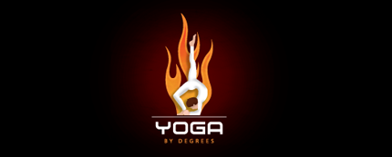 Yoga By Degrees Logo