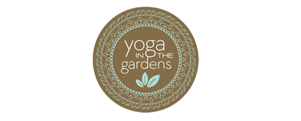 Yoga In The Gardens Logo